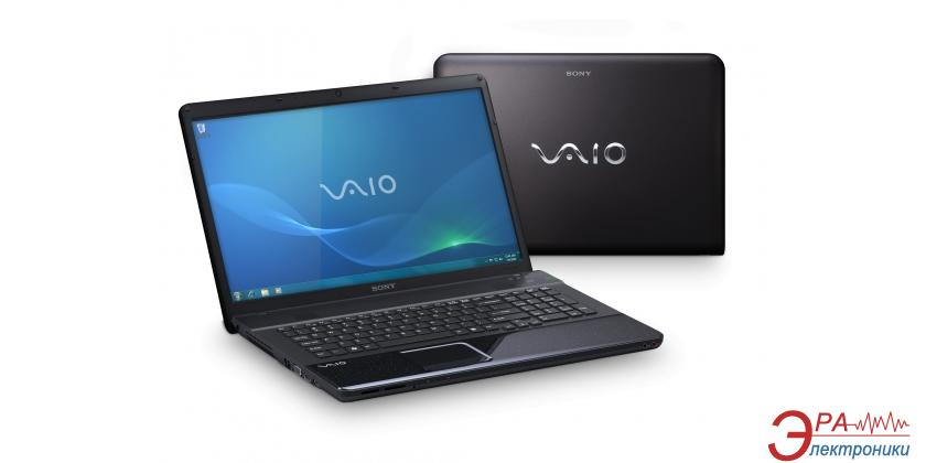 Ноутбук Sony VAIO VPCEB4E1R/BQ (VPC-EB4E1R/BQ.RU3) Black 15,6