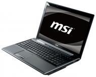 Ноутбук MSI MegaBook FX610 (FX610MX-025XUA) Black 15,6