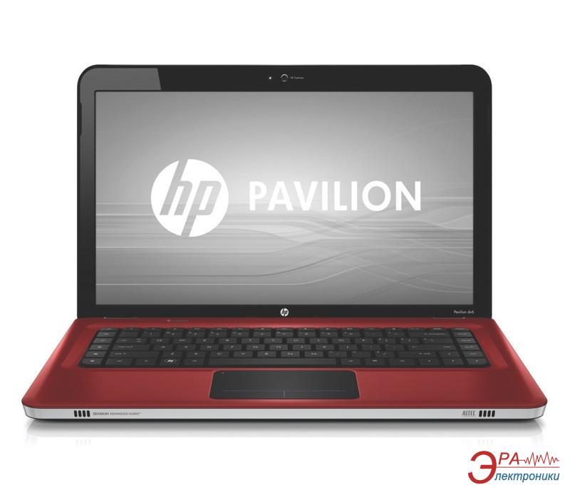 Ноутбук HP Pavilion DV6-3108er (XD570EA) Red 15,6