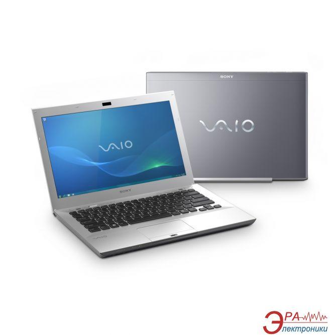 Ноутбук Sony VAIO SB1V9R/ S (VPCSB1V9R/S.RU3) Silver 13,3