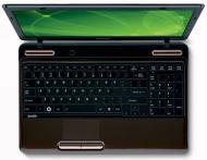 Ноутбук Toshiba Satellite L655-1HF (PSK1JE-0H4015RU) Brown 15,6