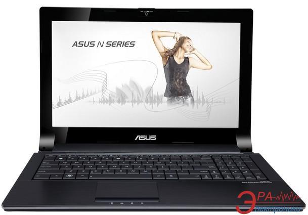 Ноутбук Asus N53JG-SX285R (N53JG-380M-S4DRAP) Silver 15,6
