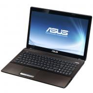 Ноутбук Asus K53SV (K53SV-2410M-S4EDAN) Brown 15,6