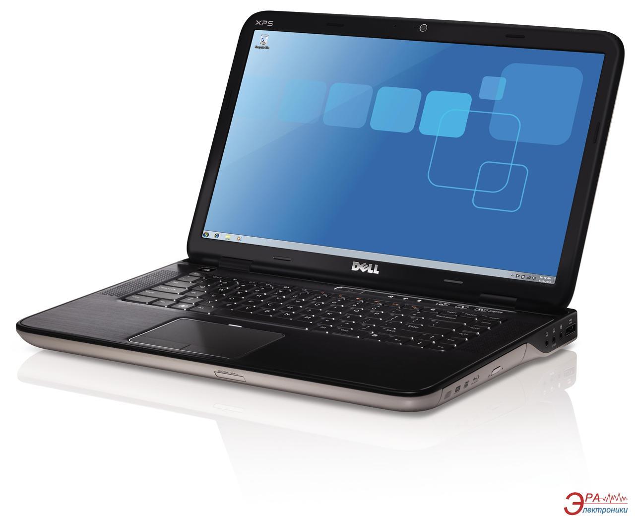 Ноутбук Dell XPS L502x (DXL502I24104640AL) Aluminum 15,6