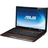Ноутбук Asus K72JU-TY048R (380M-S4DRAP) (90N0IA814W2412RD43AU) Brown 17,3
