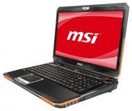Ноутбук MSI MegaBook GT680 (GT680-067UA) Black 15,6