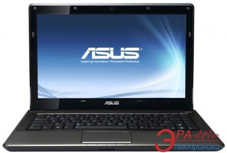 Ноутбук Asus K42DY (K42DY-N660-S4DDAN) Brown 14