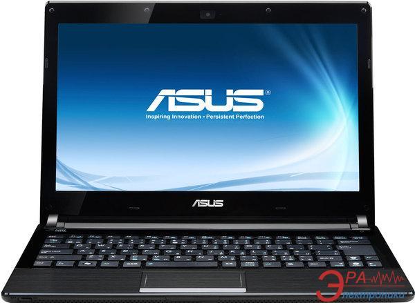 Ноутбук Asus U30SD (U30SD-2310M-S4ERAP) Black 13,3
