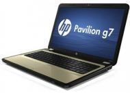 Ноутбук HP Pavilion g7-1078sr (LM643EA) Champagne 17,3