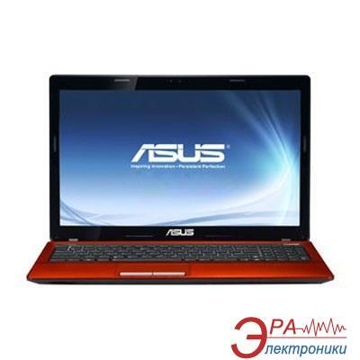 Ноутбук Asus K53SJr (K53SJr-2410M-S4DNAN) Red 15,6