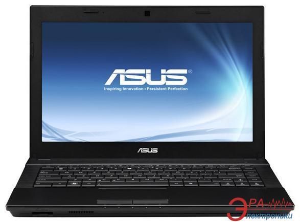 Ноутбук Asus P43SJ (P43SJ-2410M-S4DDAN) Black 14