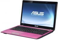Ноутбук Asus K53SJP (K53SJP-2410M-S4DDAN) Pink 15,6