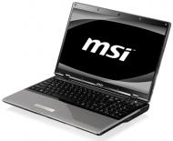Ноутбук MSI CX620MX (CX620MX-233XUA) Black 15,6