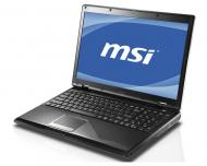 Ноутбук MSI MegaBook CR630 (CR630-218UA) Black 15,6