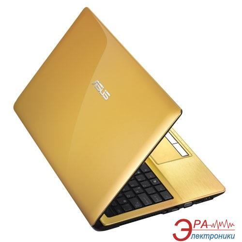 Ноутбук Asus K53E (K53E-2410M-S4DDAN) Gold 15,6