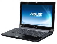 Ноутбук Asus N43SN (N43SN-2410M-S4DVAP) Silver 14