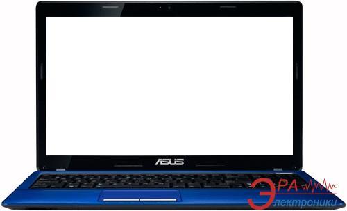 Ноутбук Asus K53SJ (K53SJ-2410M-S4DDAN) Blue 15,6