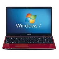 Ноутбук Toshiba Satellite L755-16T (PSK2YE-06102ERU) Red 15,6