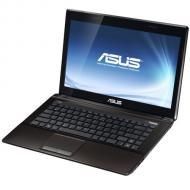 Ноутбук Asus K43SV (K43SV-2310M-S4DNAN) Brown 14