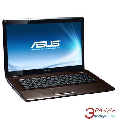 Ноутбук Asus K72JT (K72JT-380M-S4DNAN) Brown 17,3