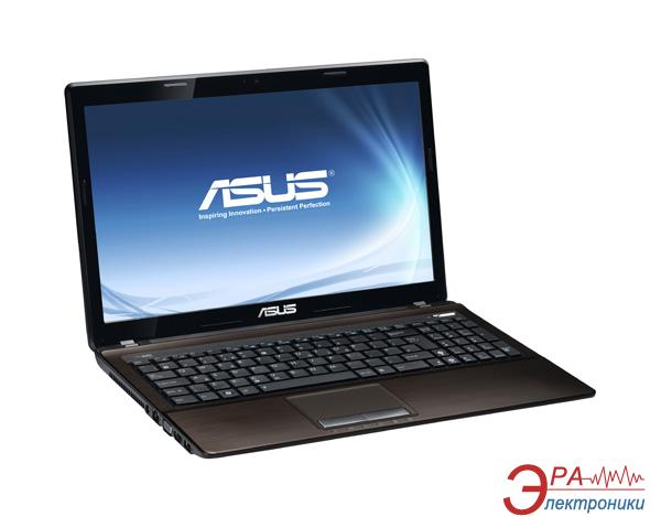 Ноутбук Asus K53SV-SX467D (K53Sv-2310M-S3DNAN2) Brown 15,6
