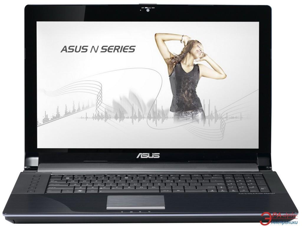 Ноутбук Asus N73SV (N73Sv-2310M-S4DVAP) Aluminum 17,3