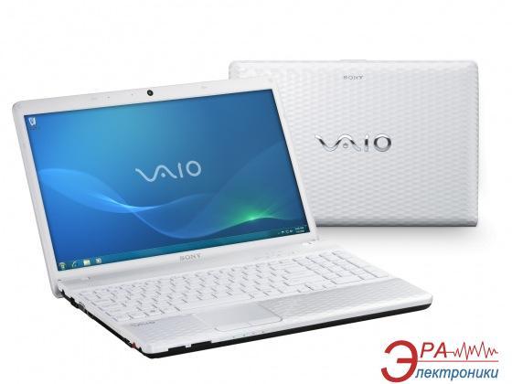 Ноутбук Sony VAIO EH1E1R/ W (VPCEH1E1R/W.RU3) White 15,6