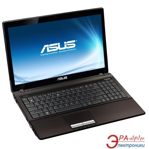 Ноутбук Asus K53BY (K53BY-E450-S4DNAN) Brown 15,6
