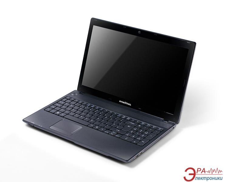 Ноутбук Acer eMachines 729Z-P624G50Mikk (LX.NE80C.008) Black 17,3