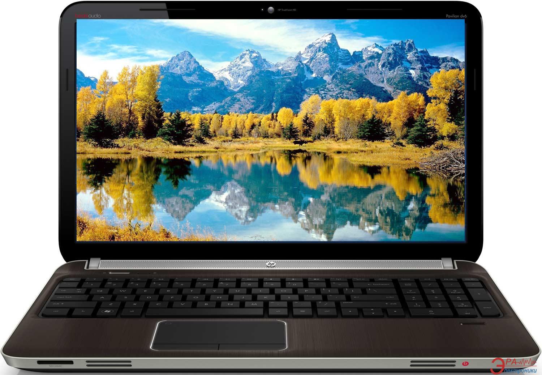 Ноутбук HP Pavilion dv6-6169er (QC800EA) Dark Umber 15,6