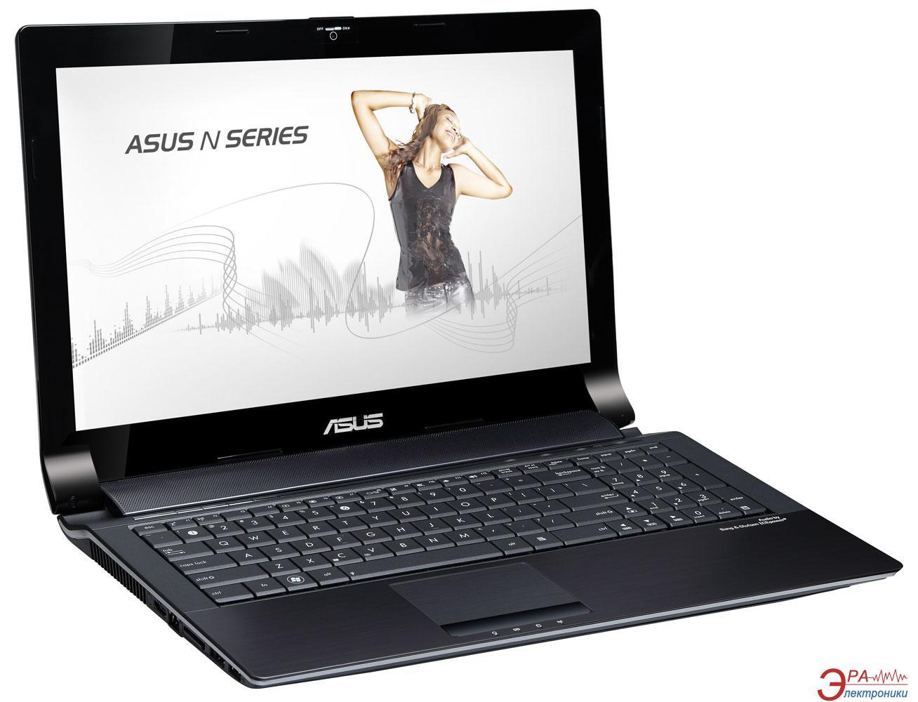 Ноутбук Asus N53SV-SX736V (N53SV-2630QM-S8FVAP) Aluminum 15,6