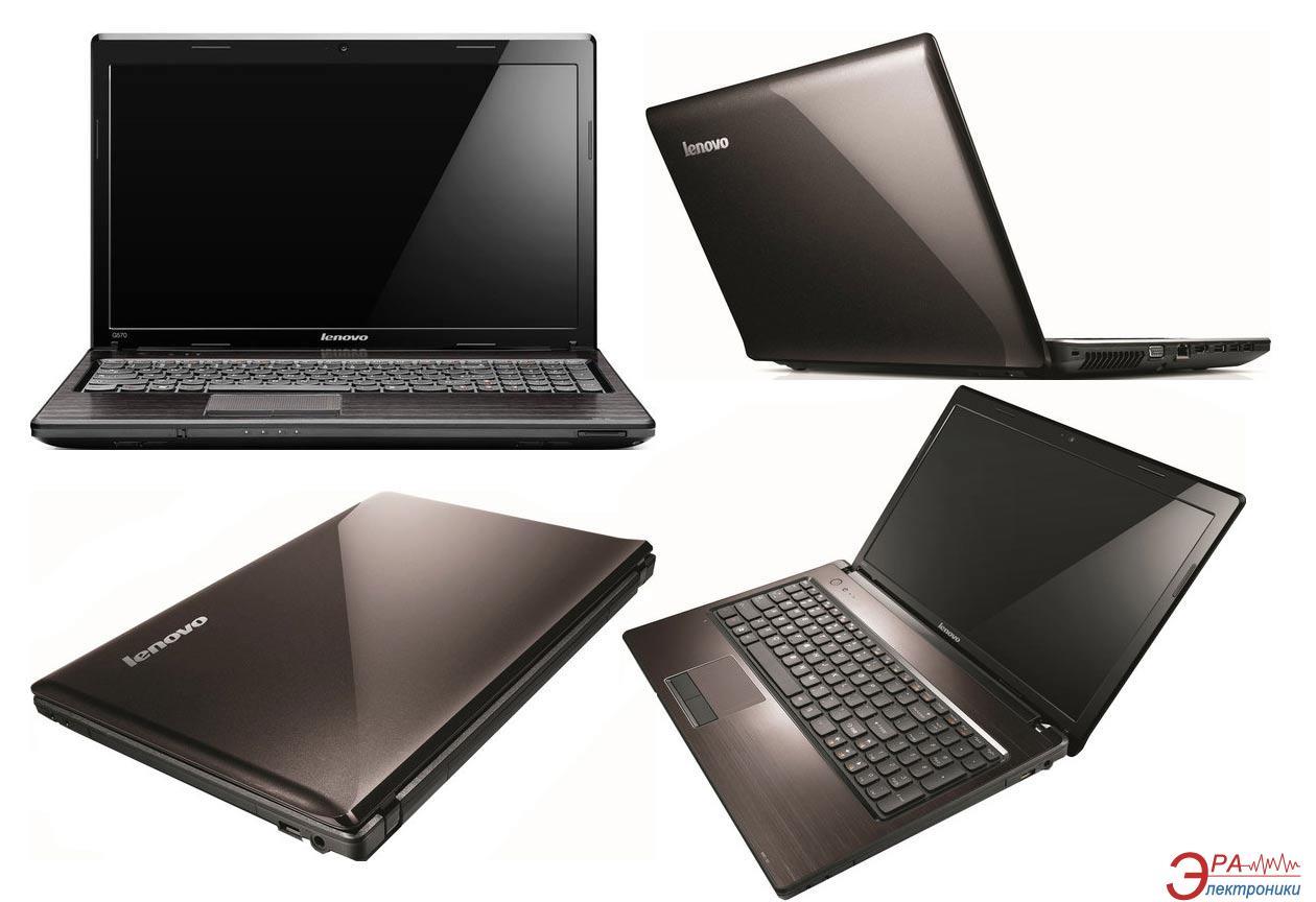 Ноутбук Lenovo IdeaPad G570-95GL-5 (59-307973) Brown 15,6