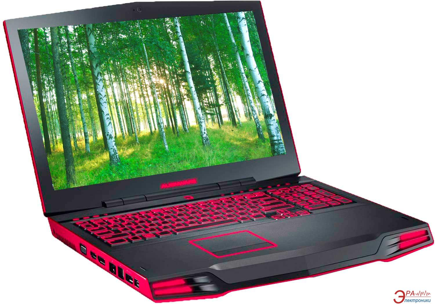 Ноутбук Dell Alienware M17xR3 (210-34924-Red) Red 15,6