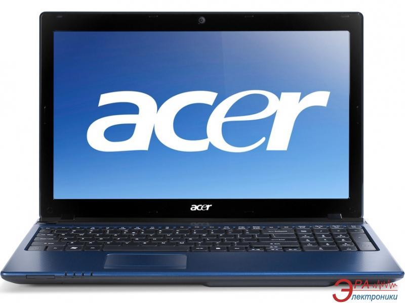 Ноутбук Acer Aspire 5750G-2334G50Mnbb (LX.RMT0C.040) Blue 15,6