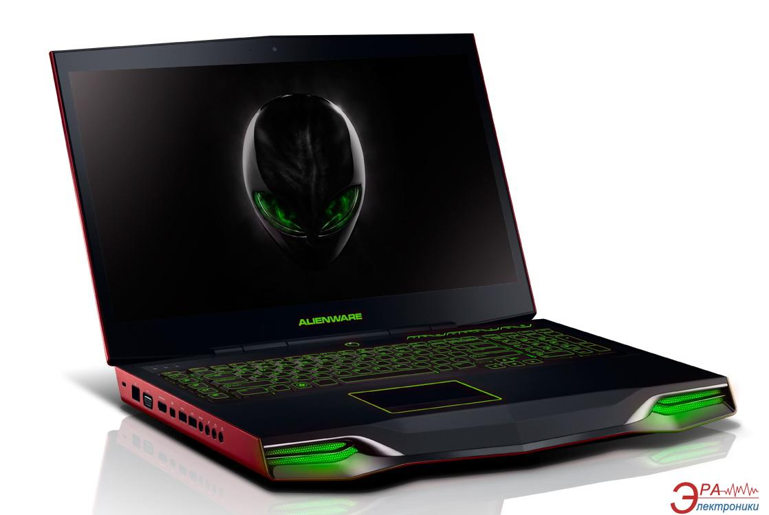 Ноутбук Dell Alienware M18x (210-36129-Red) Red 15,6