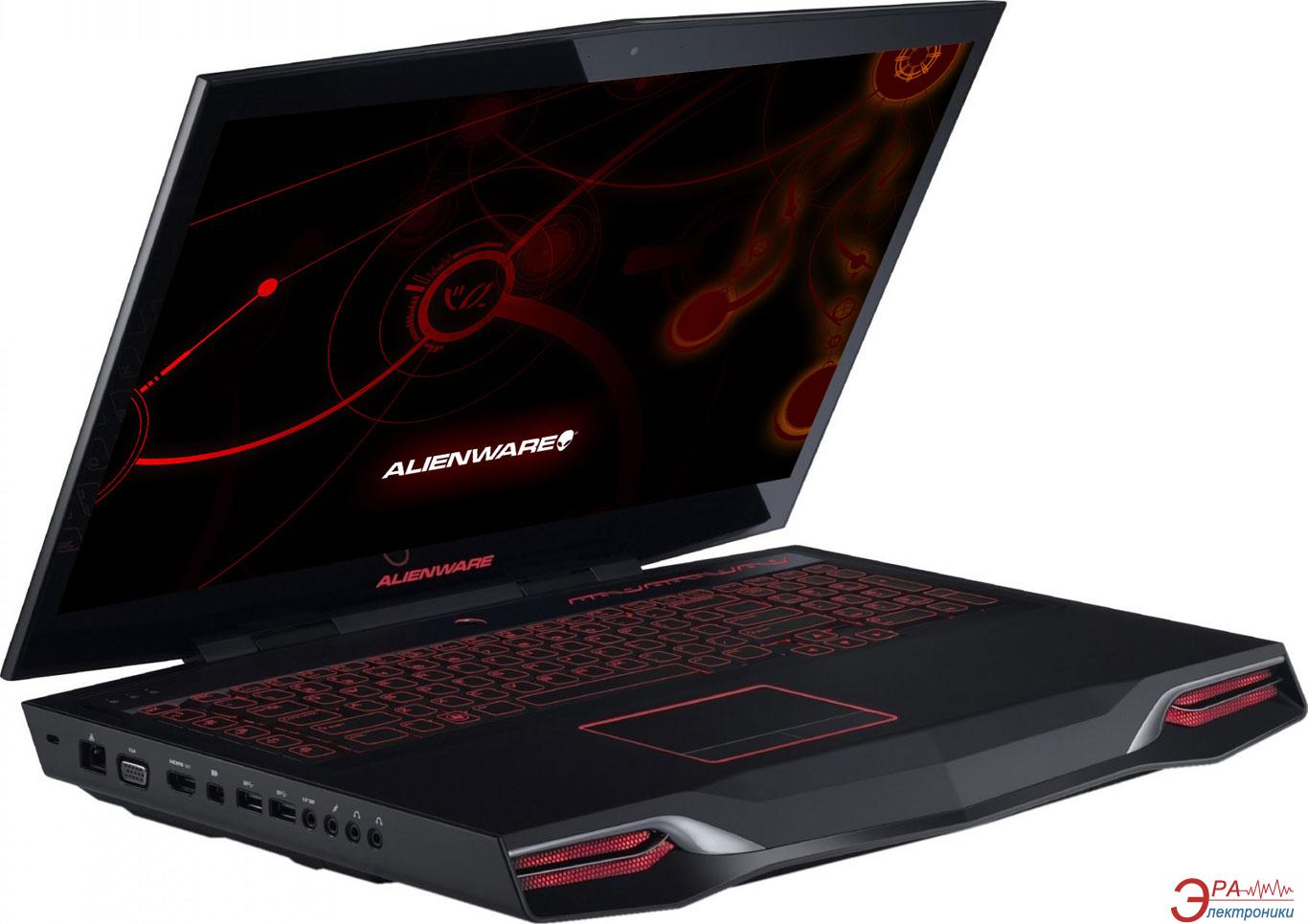 Ноутбук Dell Alienware M18x (210-36129-Black) Black 15,6