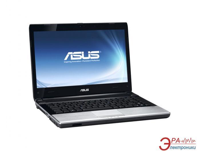Ноутбук Asus U41SV (U41SV-2310M-S4ERAP) (U41SV-WX029R) Silver 14