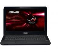 Ноутбук Asus G53SX-SX162V (G53SX-2670QM-B4GVAP) (90N7CL422W54A5VD33AY) Black 15,6