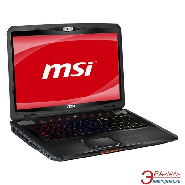 Ноутбук MSI GT780R-244UA (9S7-176112-244) Black 17,3