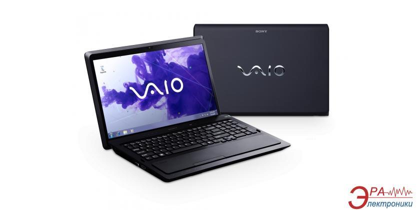 Ноутбук Sony VAIO F23S1R/ B (VPCF23S1R/B.RU3) Black