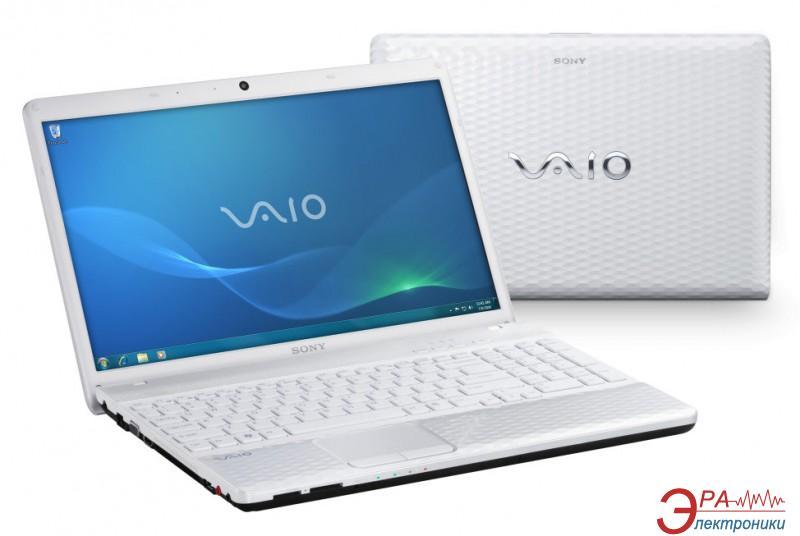 Ноутбук Sony VAIO EH2M1R/ W (VPCEH2M1R/W.RU3) White 15,6