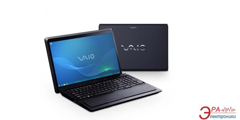 Ноутбук Sony VAIO F23M1R/ B (VPCF23M1R/B.RU3) Black