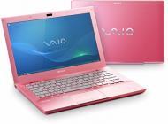 Ноутбук Sony VAIO SB3M1R/ P (VPCSB3M1R/P.RU3) Pink 13,3