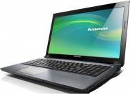 ������� Lenovo IdeaPad V570A (59-314038) Silver 15,6