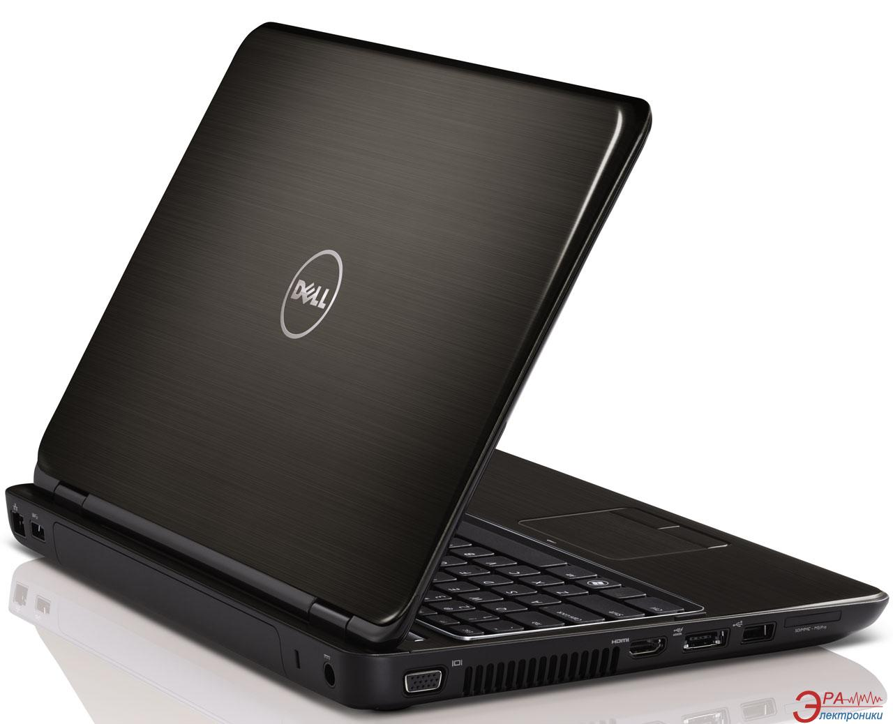 Ноутбук Dell Inspiron N7110 (N7110Gi2430D6C640BSCDSblack) Black 17,3