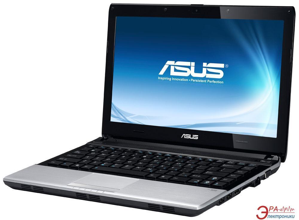 Ноутбук Asus U31SD-RX128R (U31SD-2410M-N4DRAP) Silver 13,3
