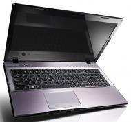 Ноутбук Lenovo IdeaPad Z570A (59-313667) (m2430F54G750PW3b(R)-UA) Red 15,6