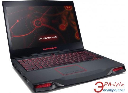 Ноутбук Dell Alienware M14x (210-35119-Black) Stealth Black 14,1