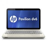 Ноутбук HP Pavilion dv6-6b58er (A3L51EA) White 15,6