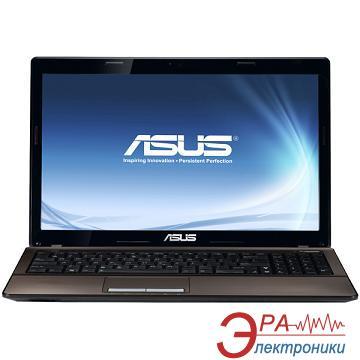 Ноутбук Asus K53SD-SX755D (90N3ELD44W1E596013AY) Brown 15,6
